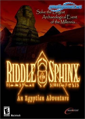 Прохождение игры Riddle of the Sphinx: An Egyptian Adventure / Загадка Сфин ...