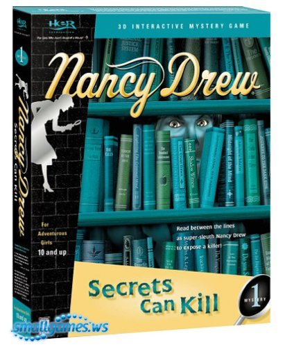 Прохождение игры Nancy Drew: Secrets Can Kill. Remastered