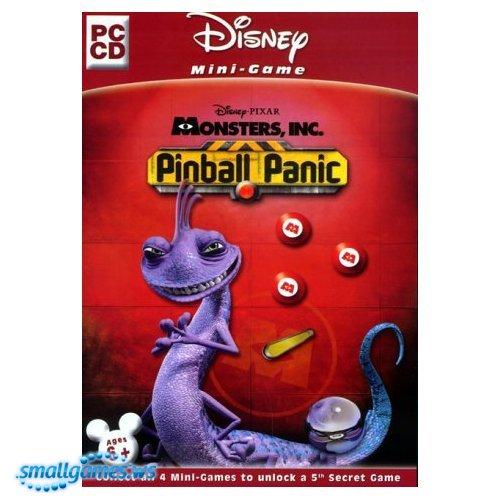 Monsters Inc. Pinball Panic (Rus)