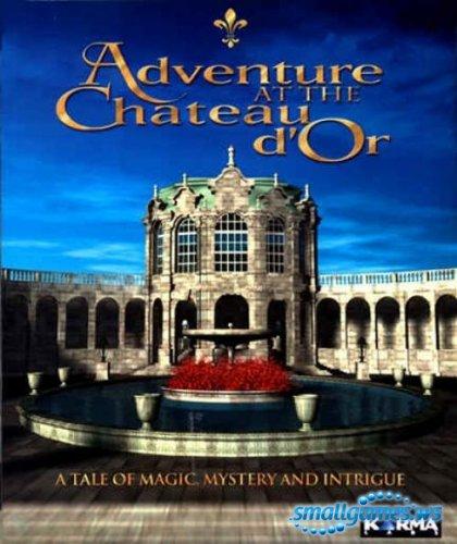 Прохождение игры Adventure At The Chateau d'Or / Тайна старого поместья