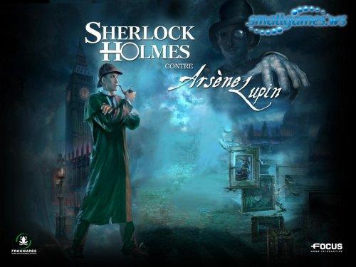 Прохождение игры Sherlock Holmes vs. Arsene Lupin / Шерлок Холмс против Арсена Люпена