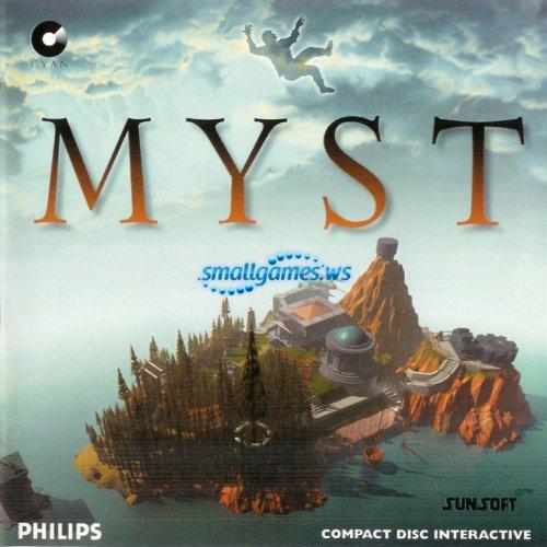 Прохождение игры Myst