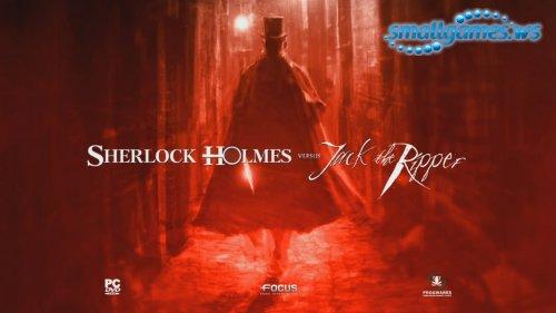 Прохождение игры Sherlock Holmes vs. Jack the Ripper / Шерлок Холмс против Джека Потрошителя