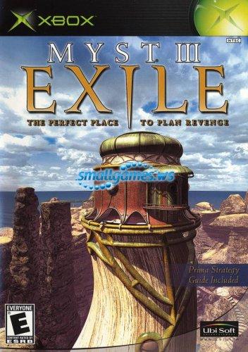 Прохождение игры Myst III: Exile