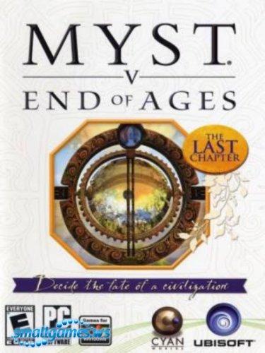Прохождение игры Myst V: End of Ages