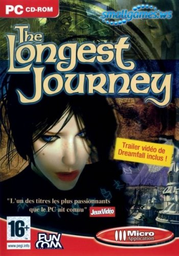 Прохождение игры The Longest Journey / Бесконечное путешествие