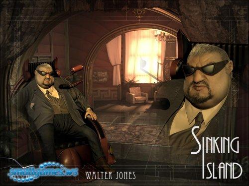 Прохождение игры Sinking Island / Тонущий остров