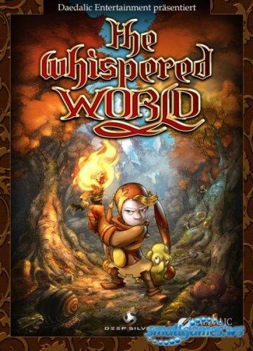 Прохождение игры The Whispered World / Ускользающий мир