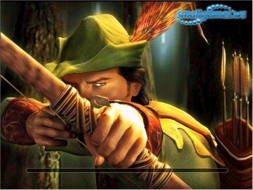 Прохождение игры Робин Гуд. Легенда Шервуда