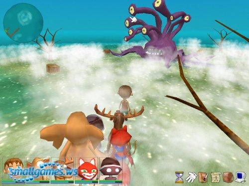 Прохождение игры Таинственный остров
