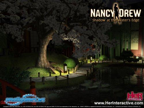 Прохождение игры Nancy Drew: Shadows at the Water's Edge / Нэнси Дрю: Тень у воды