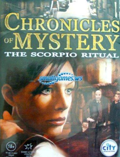 Прохождение игры Chronicles of Mystery: Scorpio Ritual / Мистические хроники: Ритуал Скорпиона
