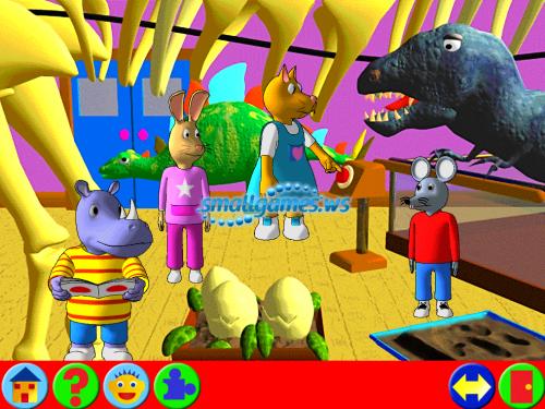 Страна знаний 30. Встреча с динозаврами
