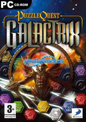 Puzzle Quest: Galactrix (Русская версия)