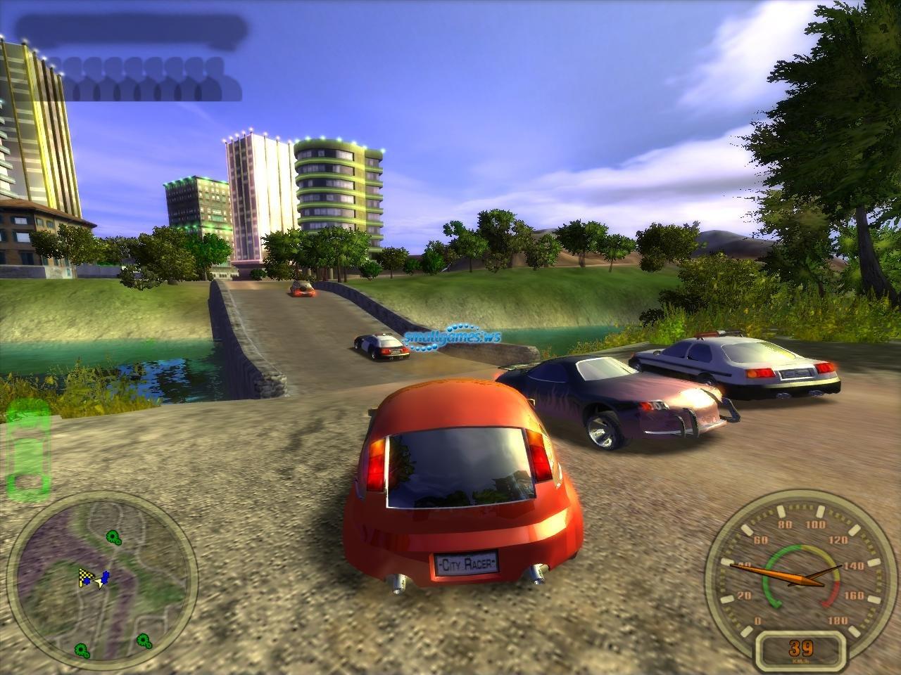 Скачать игру городской гонщик на компьютер