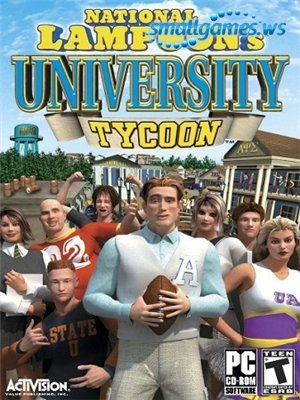 National Lampoon's University Tycoon (RUS)