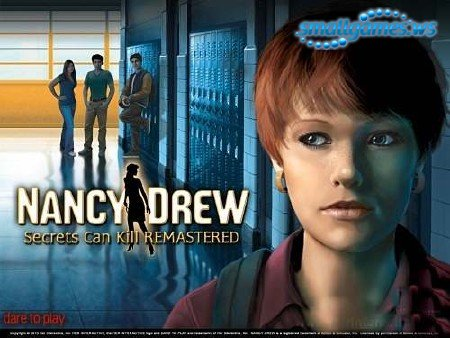 Nancy Drew Secrets Can Kill Remastered