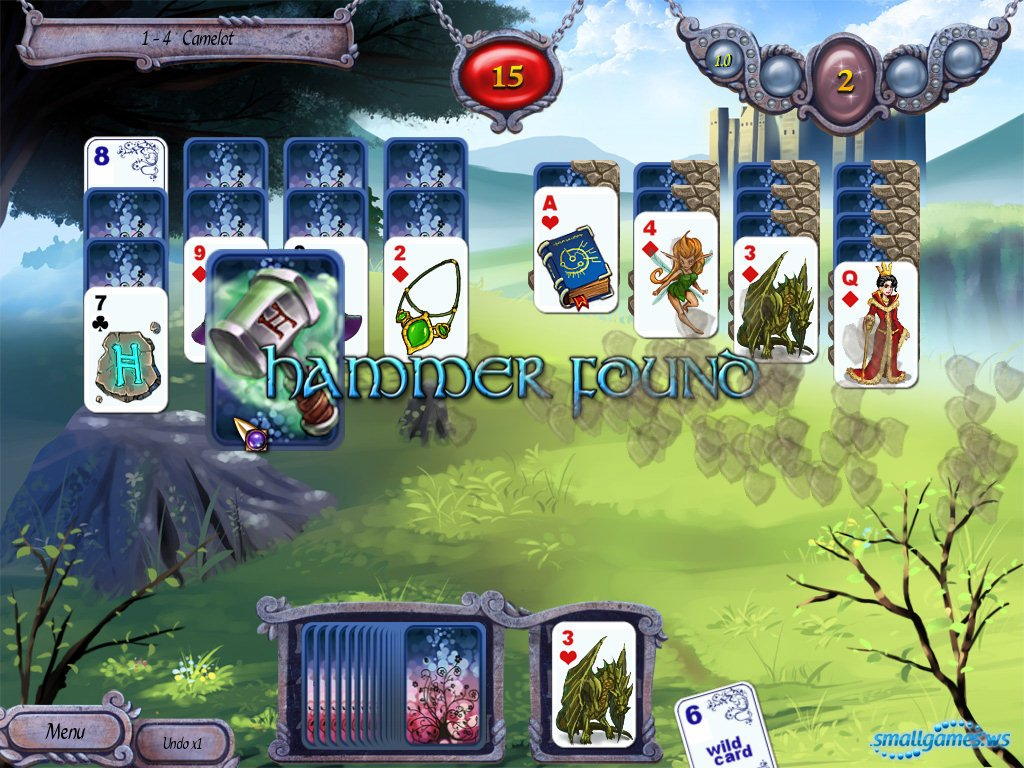 Скачать Bvs Solitaire Collection Кряк