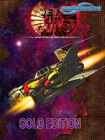 Jets n Guns Gold Edition