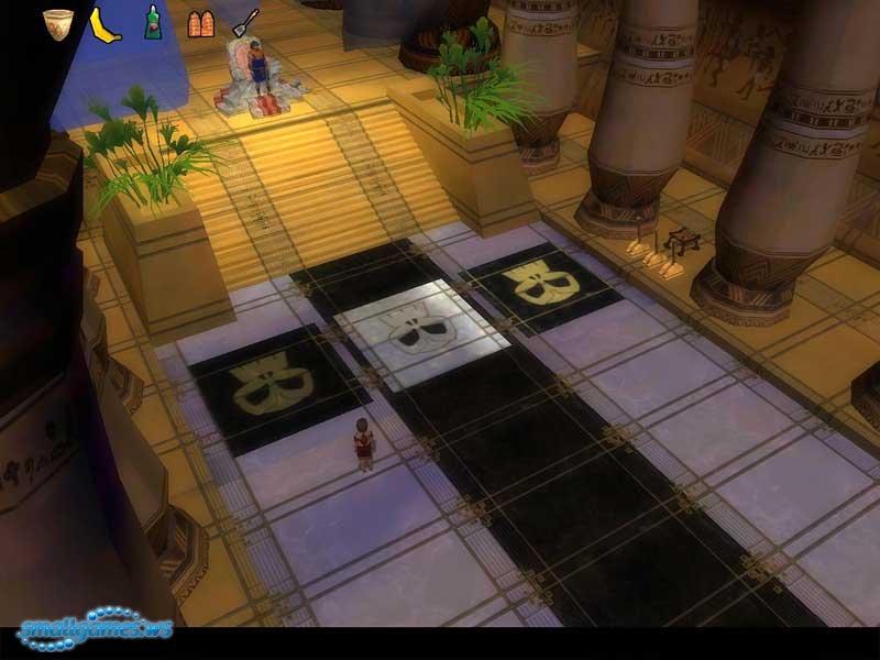Игра принц египта скачать бесплатно на компьютер