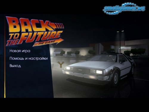 Back to the Future. Episode 2: Get Tannen (рус)