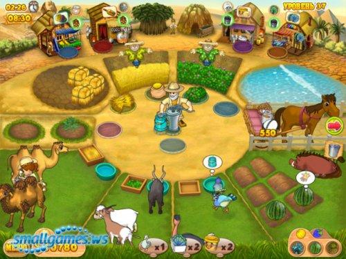 Ферма Мания: Веселые Каникулы