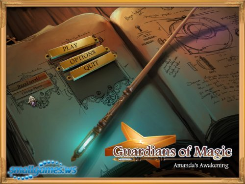 Guardians of Magic: Amandas Awakening