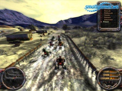 Quadro racing(Русская версия)