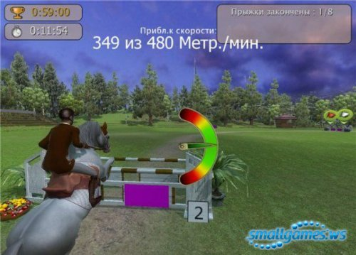 Ride. Equestrian Simulation (Русская версия)