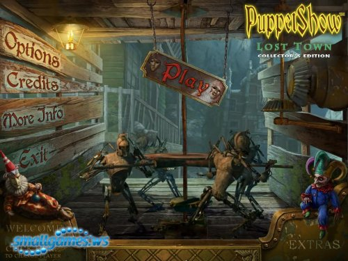 PuppetShow: Lost Town. Collectors Edition