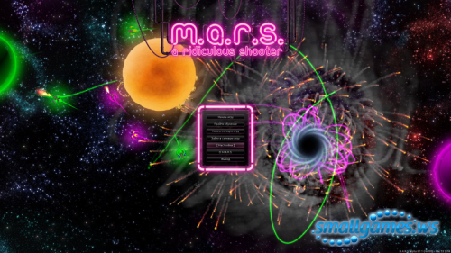 M.A.R.S. a ridiculous shooter