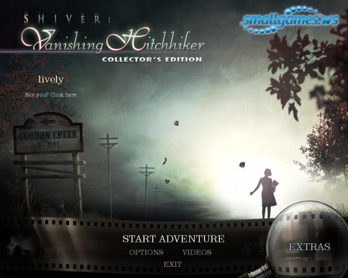 Shiver: Vanishing Hitchhiker Collectors Edition