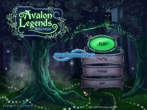 Avalon Legends: Solitaire