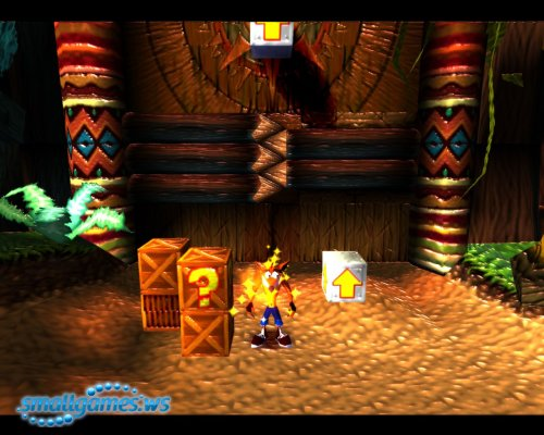 Crash Bandicoot - Trilogy 3D