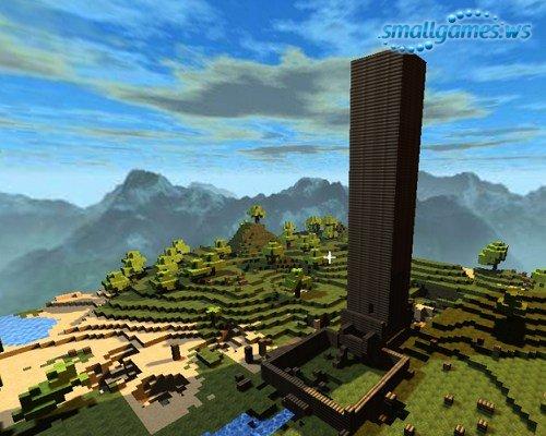 MineCraft v1.4.01 - MegaPack (2011)
