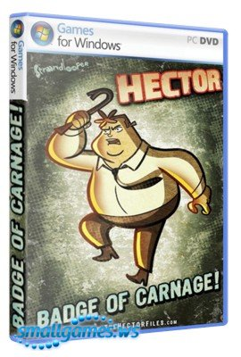 Hector: Badge of Carnage Episode 1: We Negotiate With Terrorists