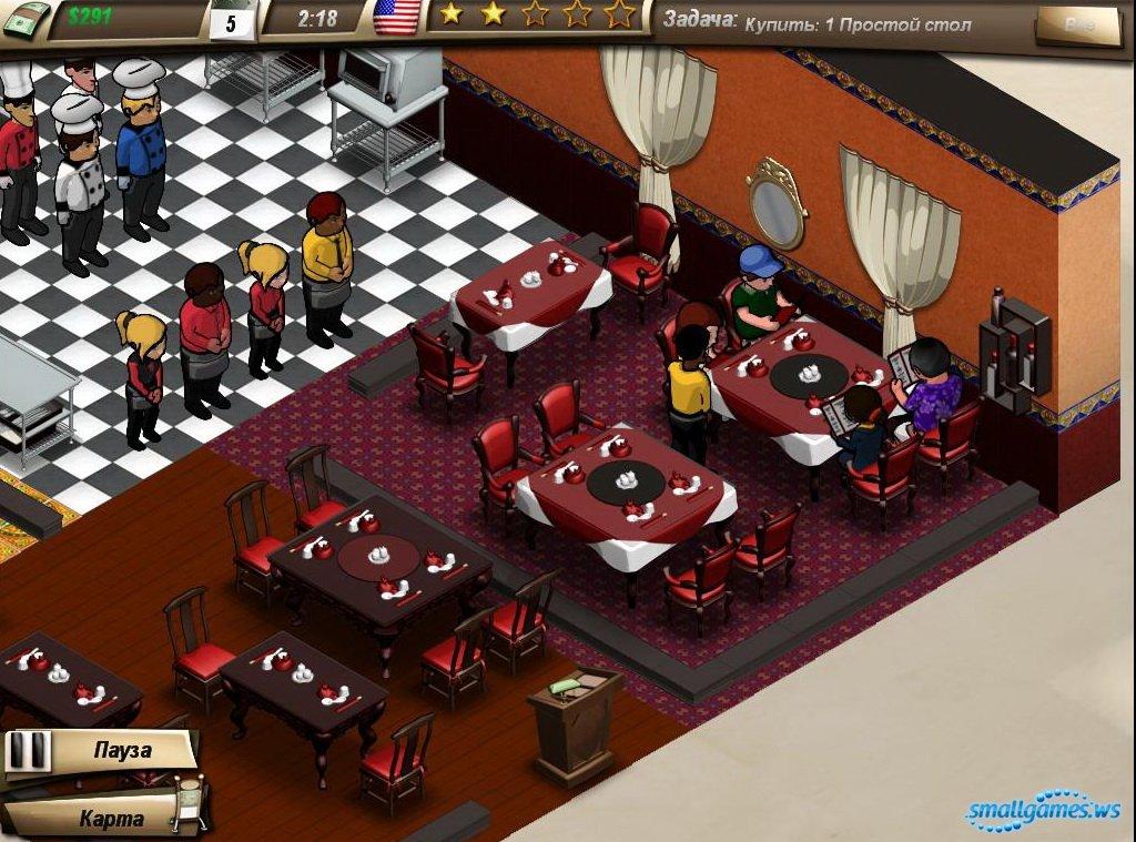 играть симуляторы кафе рестораны планируете