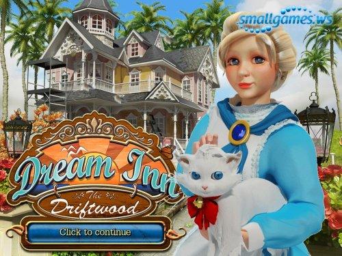 Dream Inn: Driftwood