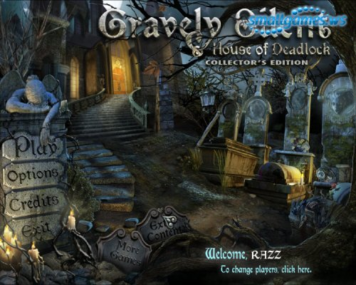 Gravely Silent: House of Deadlock Collectors Edition