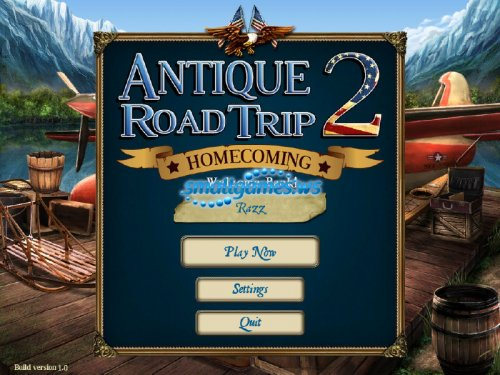 Antique Road Trip 2: The Homecoming