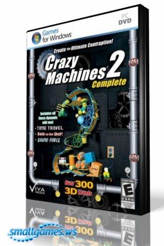 Crazy Machines 2: Complete