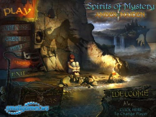 Spirits of Mystery: Amber Maiden Collectors Edition