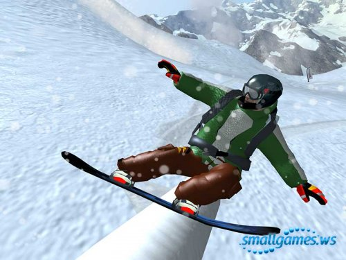 Stoked Rider. Экстремальный сноубординг