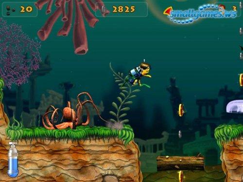 Shark Attack. Deep Sea Adventures
