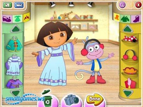 Doras Ballet Adventure