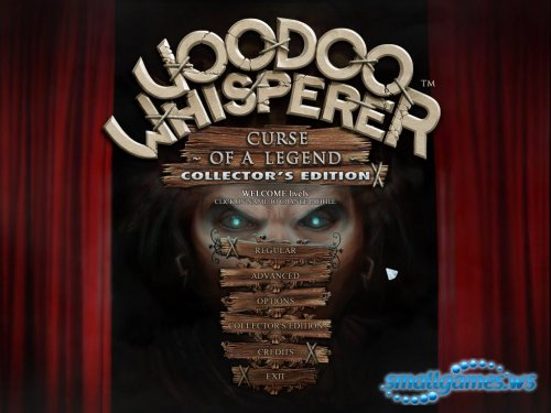 Voodoo Whisperer: Curse of a Legend Collectors Edition