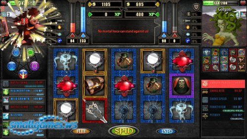 Battle Slots: Role Playing Game