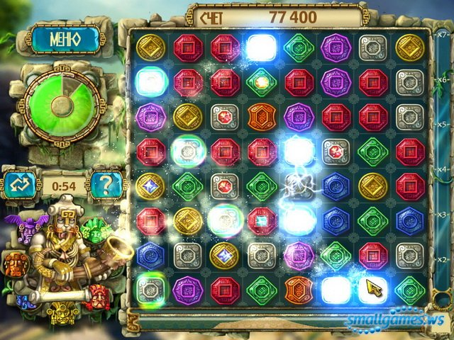 Ключи К Игре Сокровища Монтесумы 2