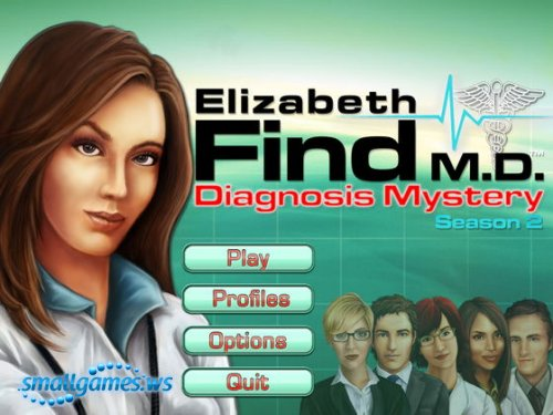 Elizabeth Find MD: Diagnosis Mystery - Season 2