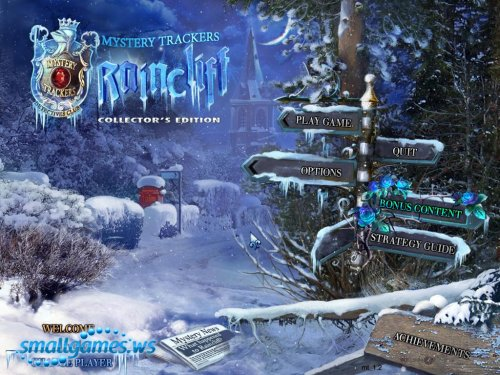 Mystery Trackers: Raincliff Collectors Edition